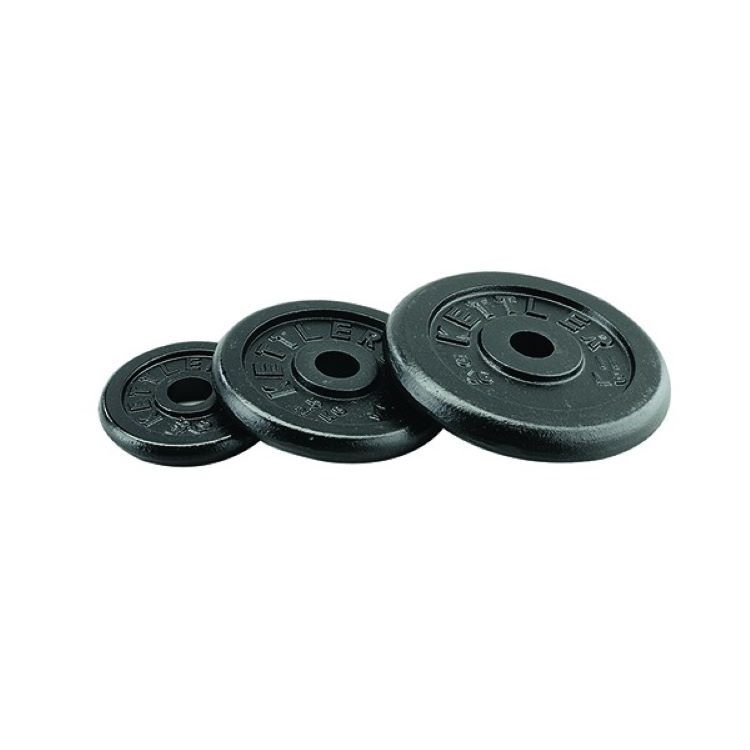 Kettler Power Cast-Iron Weight Disks 1.25kg svaru disks